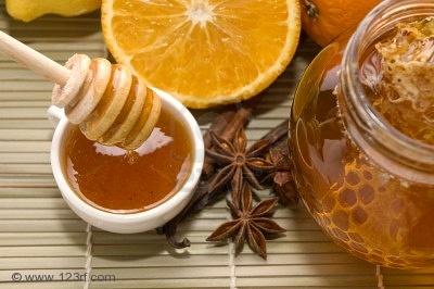 Le miel, cette merveille de la nature dans Les masques miel