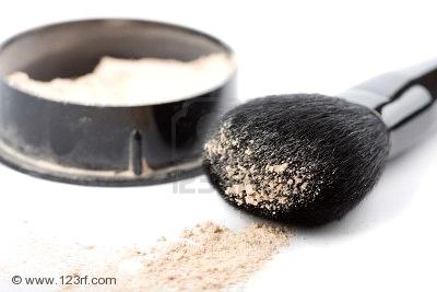 Astuce beauté : une poudre libre écono-écolo dans Maquillage bio