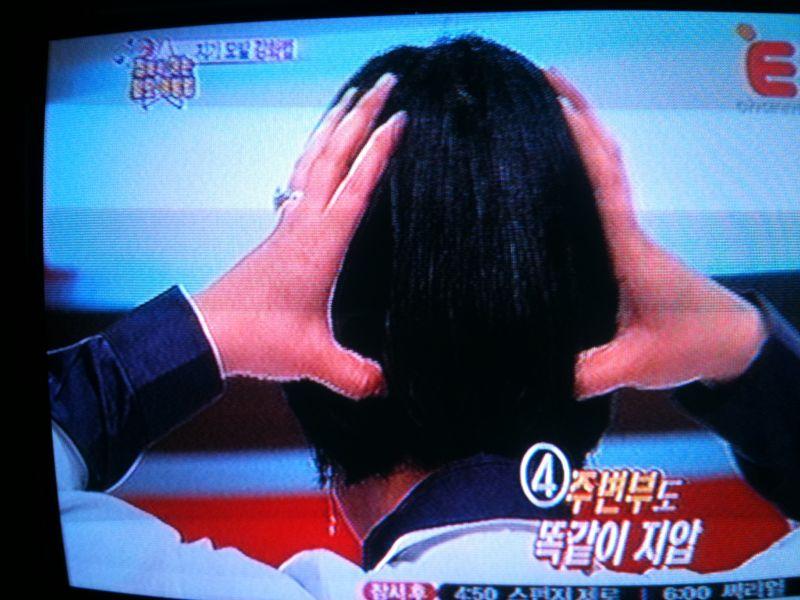 Comme arrêter la chute des longs cheveux