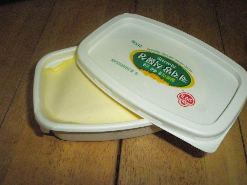 Astuce : le beurre, un démaquillant express  dans Les soins du corps p7240225